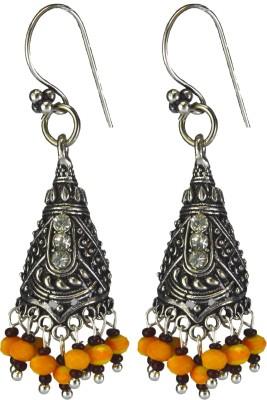 Dressme Designer Collection Metal Dangle Earring