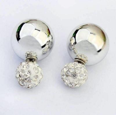 Ruvee Dior Pretty Lad Alloy Plug Earring