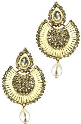 Shine My Life Ryhan Alloy Chandbali Earring