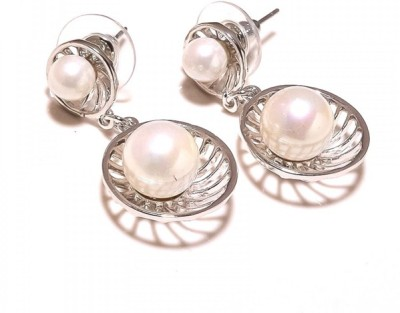 Sanaa Creations Sanaa 1ERN50 Alloy Dangle Earring
