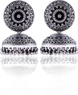 Aashirwad AJ3 Sterling Silver Jhumki Earring