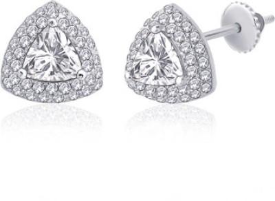 Peora Sterling Silver Stud Earring