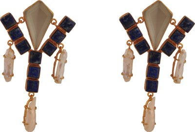 Ltd Edition LTD BR-GP10 Brass Drop Earring