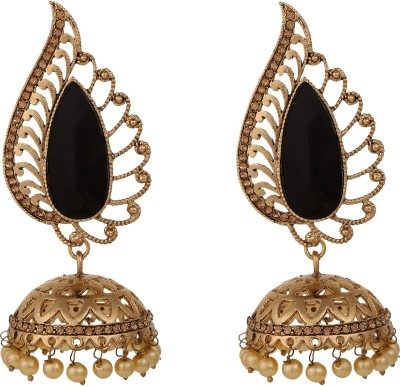 Voril Fashion Alloy Jhumki Earring at flipkart