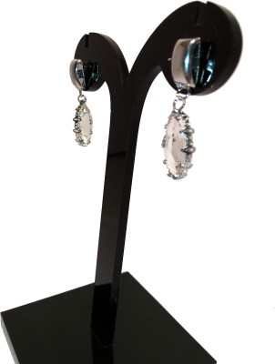 Chains n Charms Crystal Crystal Alloy Drop Earring