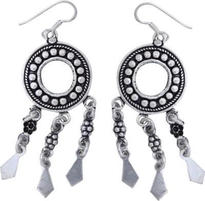 JHL Silver Hanging Silver Dangle Earring