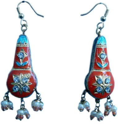 Little India Lac Dangle Earring