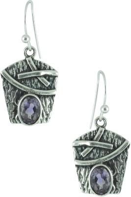 Miska Silver Hot Design Silver Dangle Earring