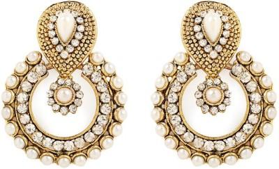 YouBella Diva Alloy Chandbali Earring