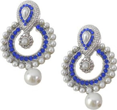 Aza Collections Diva Alloy Drop Earring
