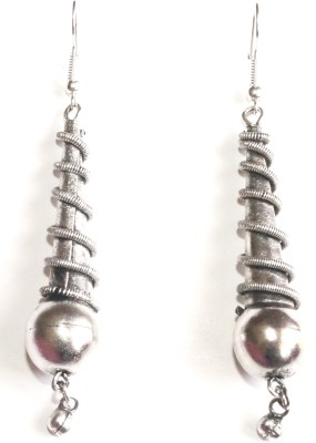 Sansar India Tibetan Collection Alloy Drop Earring