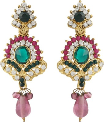 Jewels and Deals FE-161 Brass Drop Earring