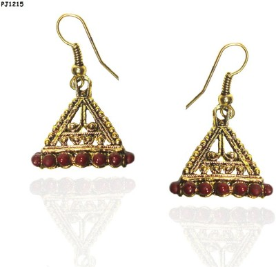 Pakeezah Girlish Alloy Jhumki Earring