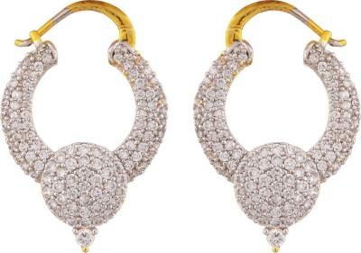 Tuan Fashion Designer Diamond, Cubic Zirconia Alloy Drop Earring at flipkart