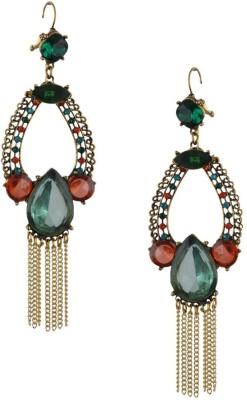 Anuradha Art Unique in designer Metal Drop Earring