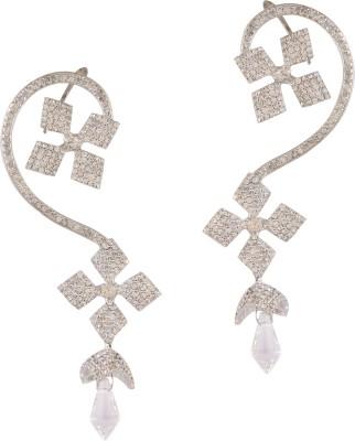 Mirror Princess Delight Copper Cuff Earring