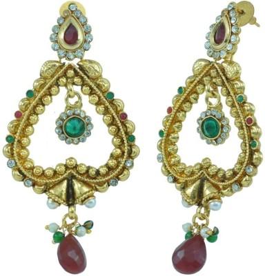 Aakshi Copper, Zinc Drop Earring