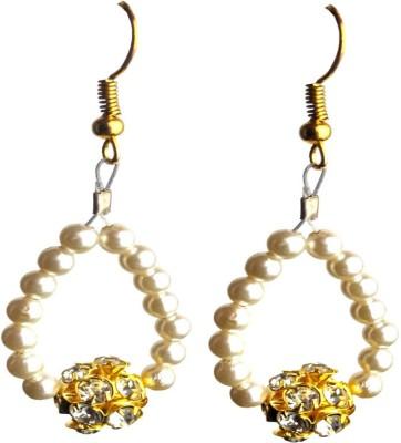 TimesDeals Earshine Beads Alloy Drop Earring