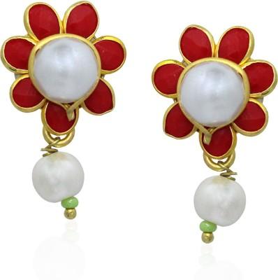 Ranvijay Elegance Beads Alloy Drop Earring