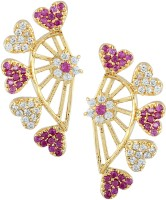 Archi Collection Style Diva Cubic Zirconia Alloy Cuff Earring best price on Flipkart @ Rs. 499