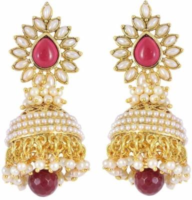 Pennyjewels Aashiqui Alloy Jhumki Earring