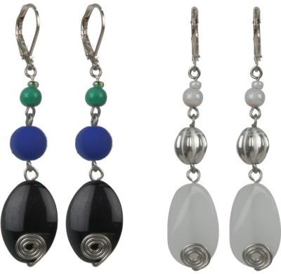 Fabulloso Metal Earring Set