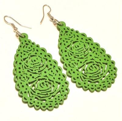 Sanaa Creations 1ERN107 Alloy Dangle Earring