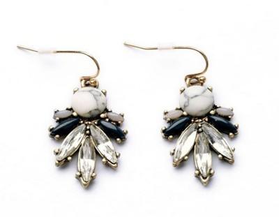 Glitz Trendy Fashion Jewelry Alloy Dangle Earring