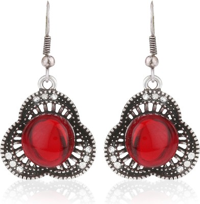 Moedbuille Beutifully Gorgeous Crystal Alloy Dangle Earring
