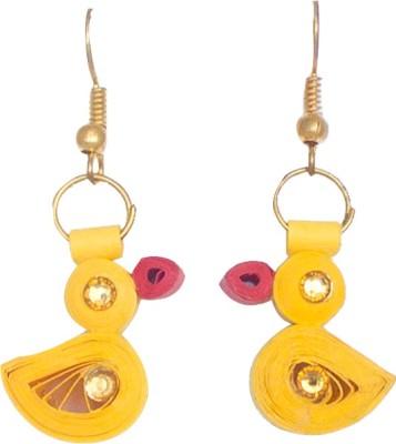 Kalarasika Duckling Paper Drop Earring