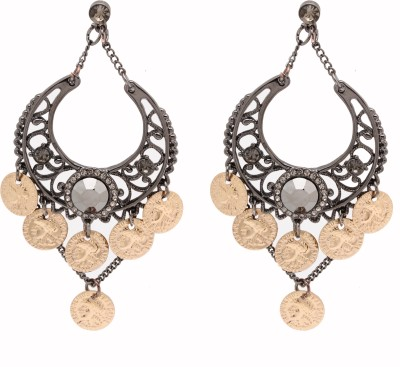 Alyssum Designs ADE-03 Brass Dangle Earring