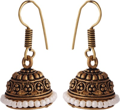 Jewels and Deals FE-137 Alloy Jhumki Earring