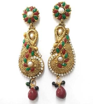 Aarnaa Alloy Drop Earring