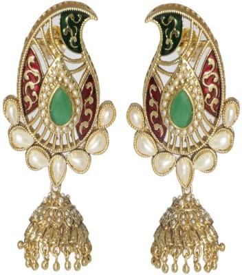 LE Indian Alloy Drop Earring