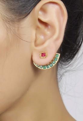 Muchmore Fashion Crystal Alloy Cuff Earring