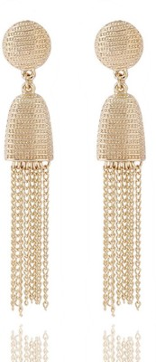 iSweven Celebrity Style Girls Crystal Fashion Latest Alloy Drop Earring
