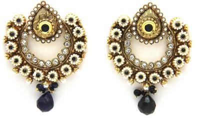 Ada Jewel Alopa Copper Dangle Earring