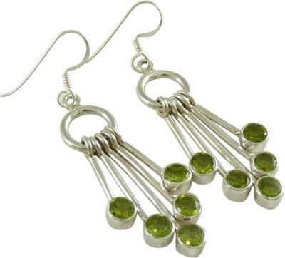 Miska Silver Indian Inspire Silver Dangle Earring