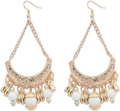 Dhrohar Diva Alloy Chandbali Earring