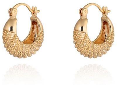 Glitz Elegant Fashion Alloy Tunnel Earring