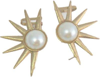Fashion Pitaraa Half Sun Alloy Cuff Earring