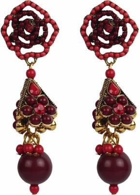 moKanc Valentine Special Alloy Drop Earring