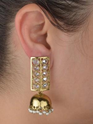 Shining Diva Latest Designer Bollywood Inspired Alloy Jhumki Earring