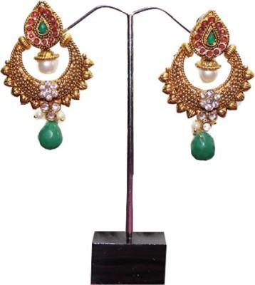 Bhairav Art Jewellers EARIN001 Alloy Drop Earring