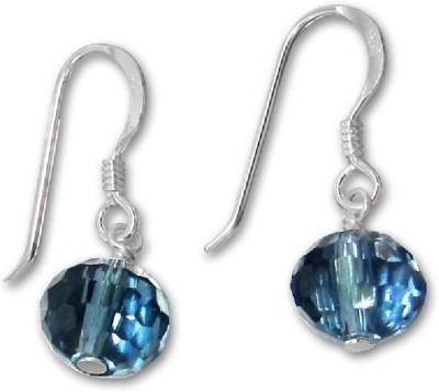 Maayin Dangle Drops Sterling Silver Dangle Earring