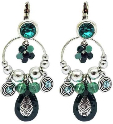Sanaa Creations Oxidized In Attractive Design for any celebrations Alloy Clip-on Earring