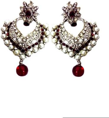 High Fashion Star Metal Chandelier Earring