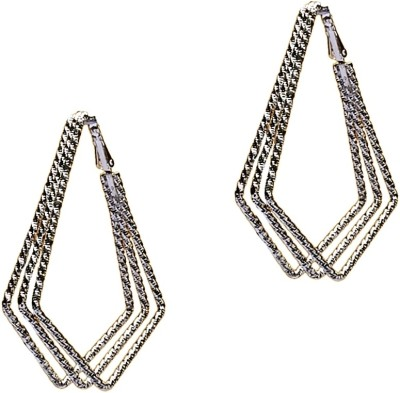 Circuzz Angular Alloy Drop Earring