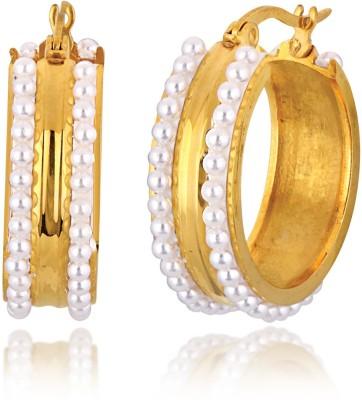 Alamod ALER 5034 Brass Huggie Earring
