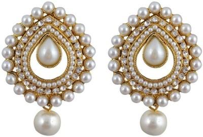 Shopernow Traditional jewels Alloy Hoop Earring